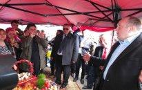 """""""Bu çox böyük bayramdır"""" - Marqvelaşvili """"Novruz""""dan danışdı"""