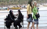 İranda açıq-saçıq xanımlar – FOTOLAR