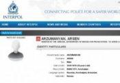 Bakıda doğulan erməni Rusiyada beynəlxalq axtarışa verildi