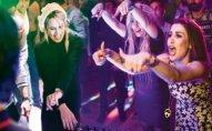 İranlı qızların bayram günlərində gecə klubu əyləncələri - VİDEO/FOTO