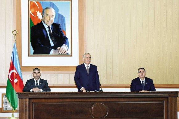 Naxçıvanın Ali Məclisi toplandı - QƏRAR