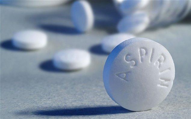 Aspirinin insan üzünə təsiri